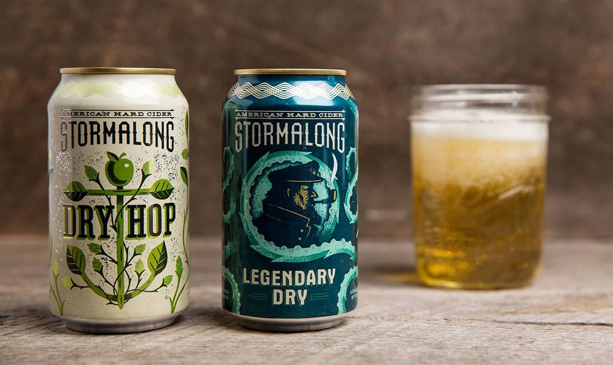 Stormalong Dry Hope and Legendary Dry