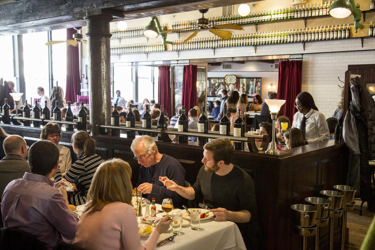 I'll Have What She's Having: Where to Take Mom to Brunch and What to Order | WGBH | Craving Boston