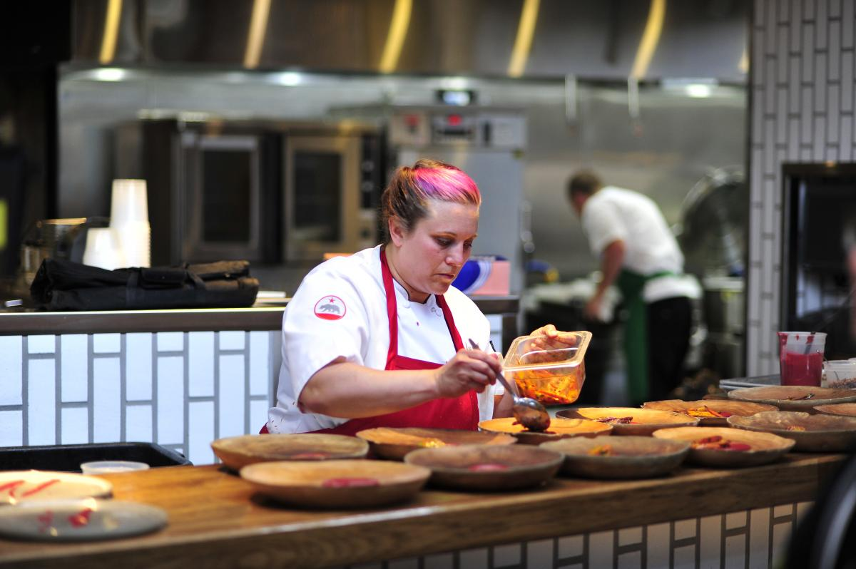 """Boston's """"Top Chef"""" Contestants Are Loyal to the Local 
