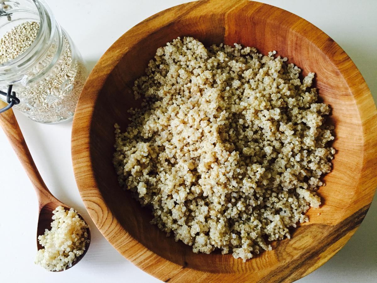 Quinoa: The Super Good Superfood You Need to Get to Know | WGBH | Craving Boston