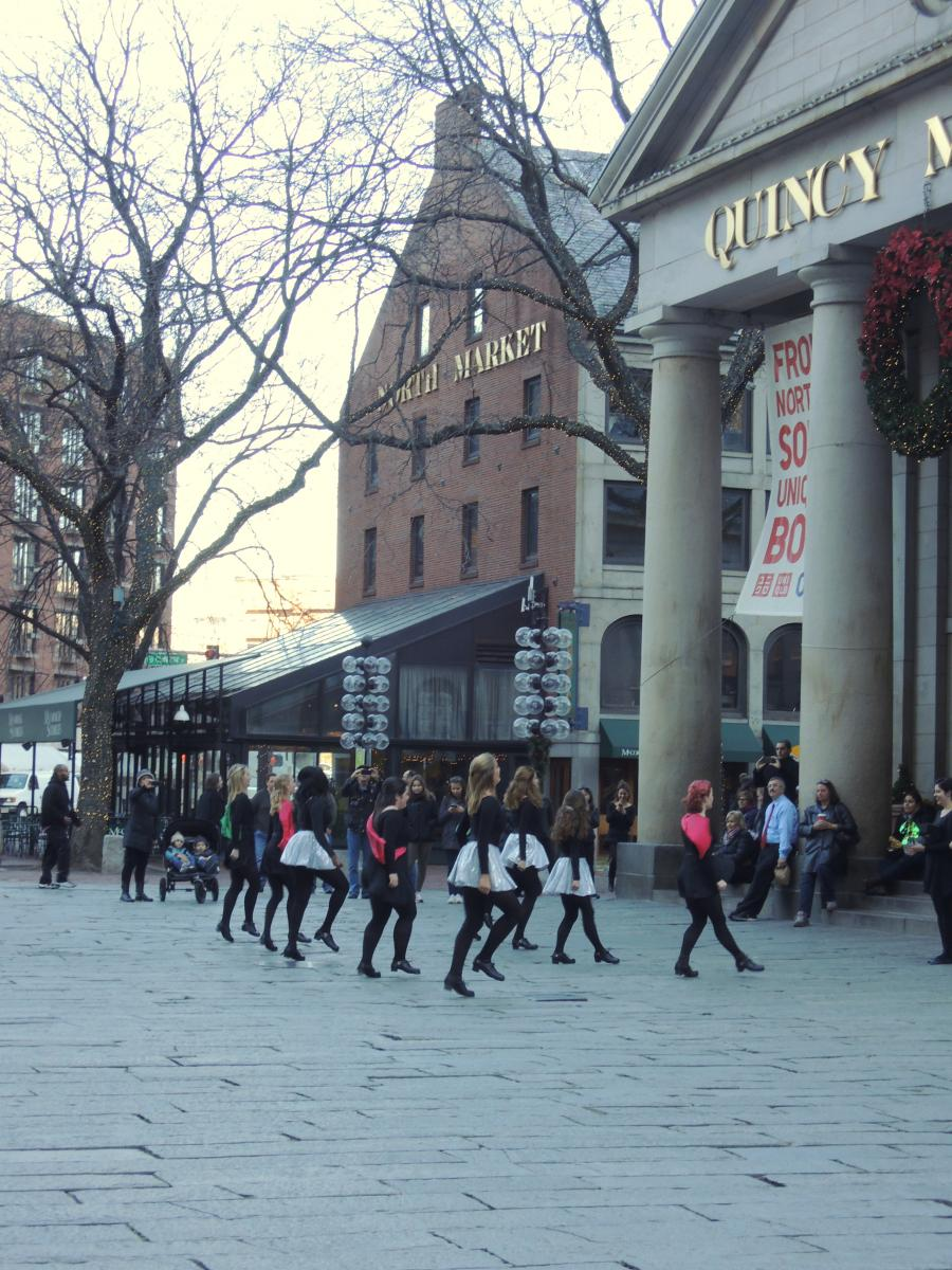 Go Play Tourist (But Don't Eat Like One) at Faneuil Hall | WGBH | Craving Boston