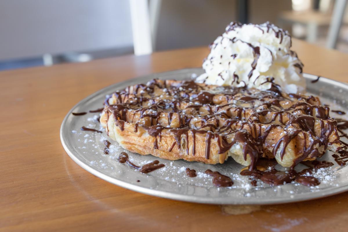 Boston's Best Waffles Are on the Move | WGBH | Craving Boston