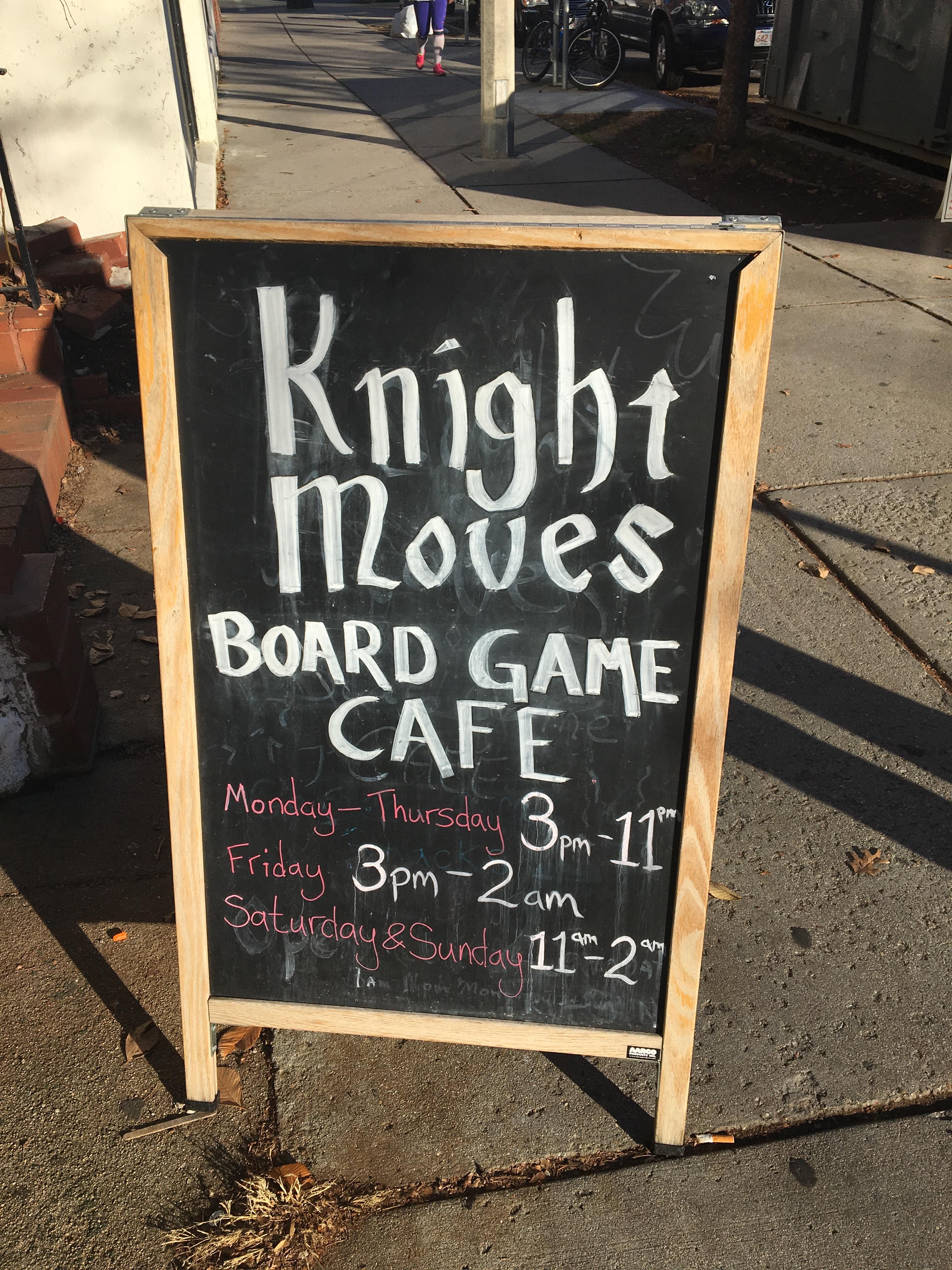 A Cafe Hours Brookline