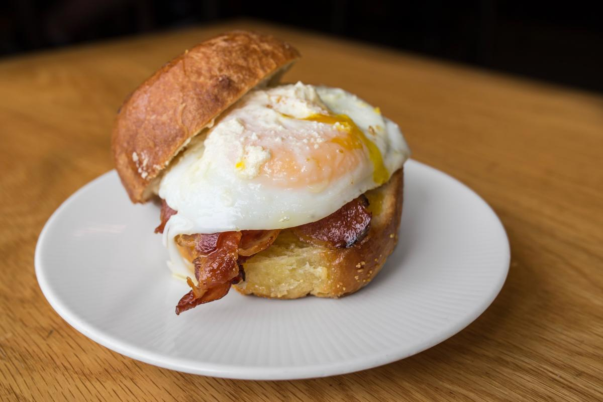 Best breakfast sandwiches in Boston