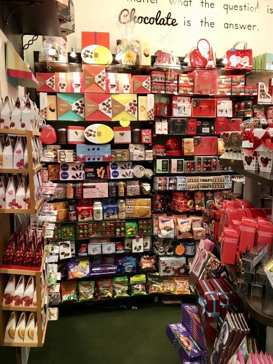 Gourmet Boutique in Boston, Massachusetts