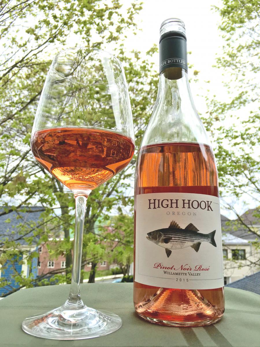 A portion of the proceeds of High Hook Wines supports conservation and environmental education. (Photo: Ellen Bhang)