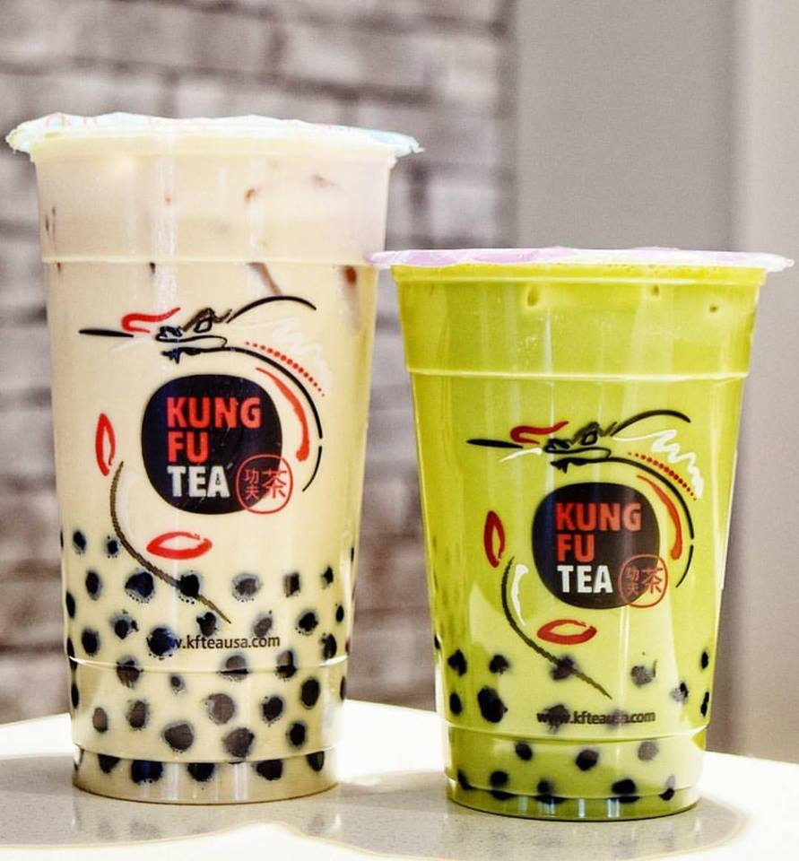 Best Drinks At Kung Fu Tea