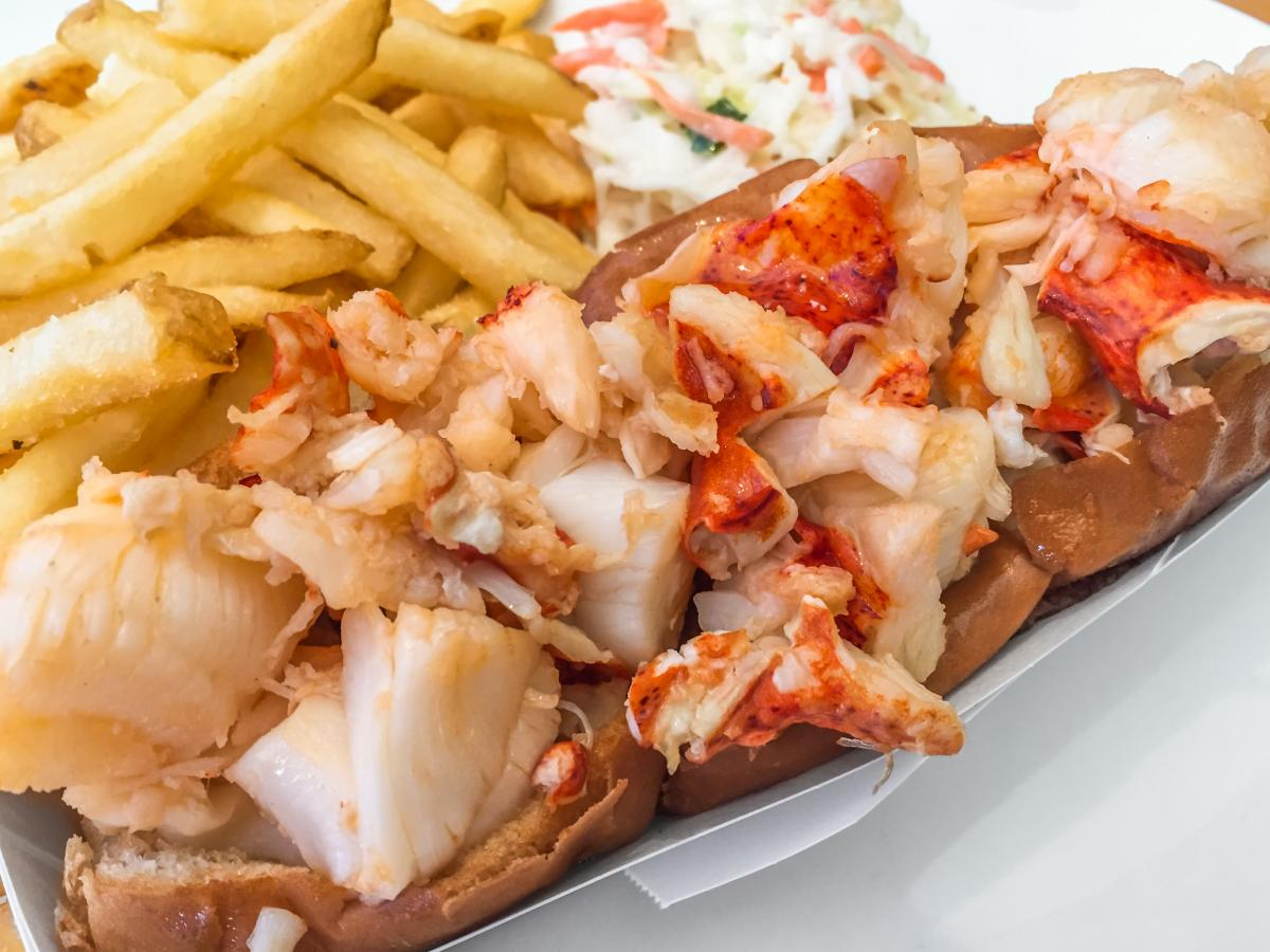 The Case for the Hot Buttered Lobster Roll | WGBH | Craving Boston
