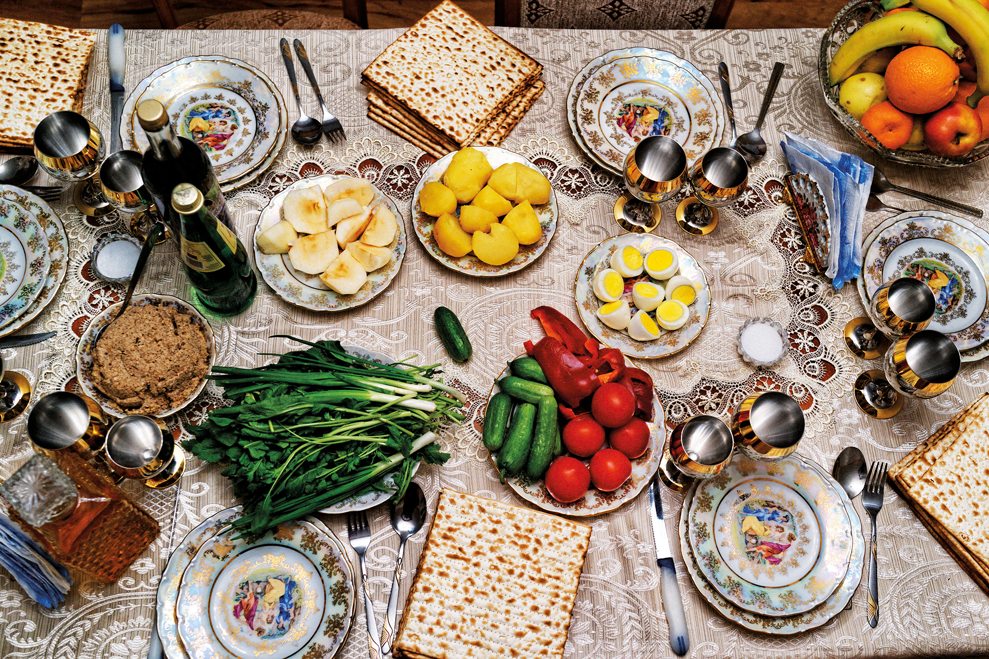 Beans and Rice For Passover? A Divisive Question Gets the Rabbis' OK | WGBH | Craving Boston