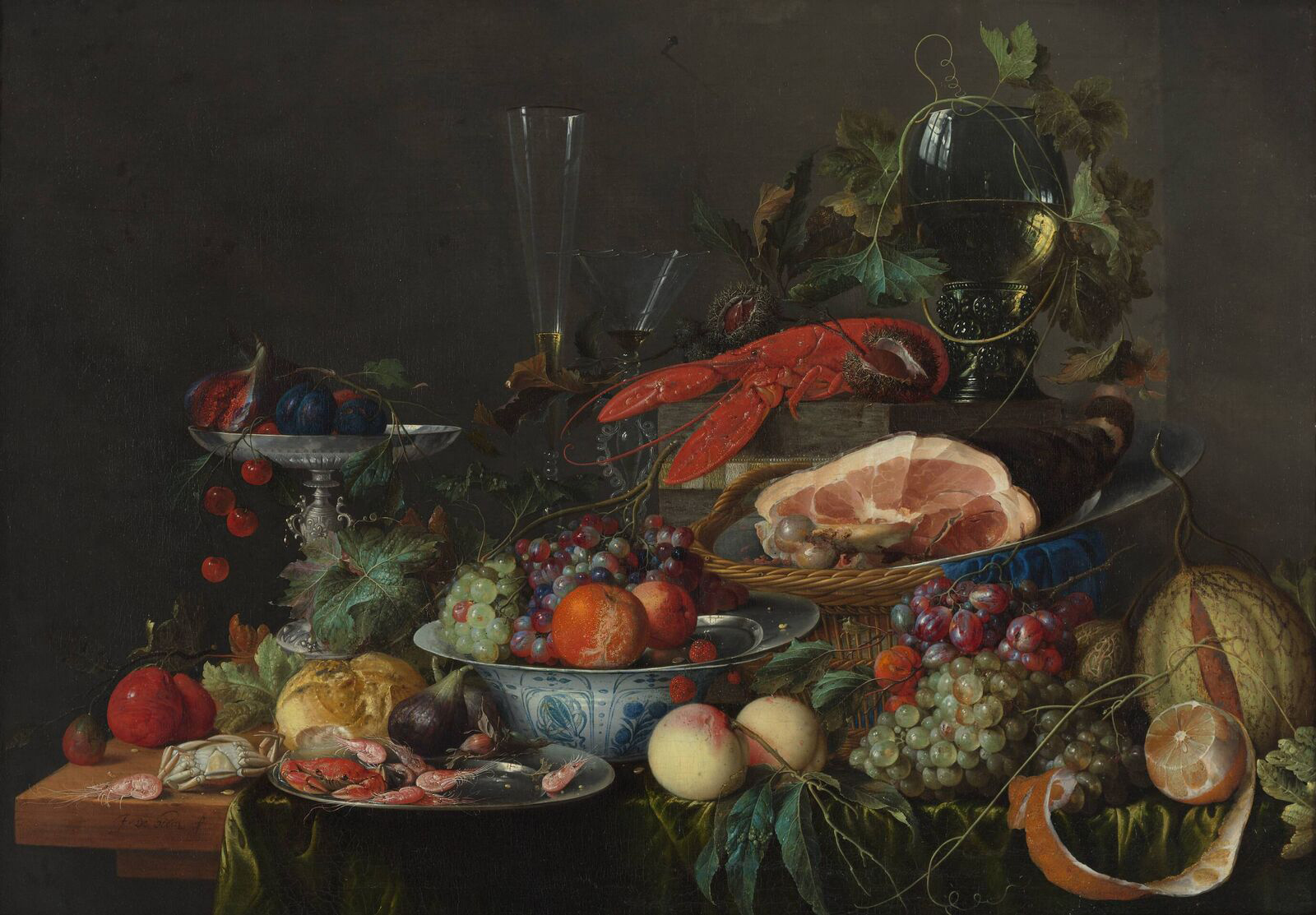 #FoodPorn, Circa 1600s: Then And Now, It Was More About Status Than Appetite | WGBH | Craving Boston
