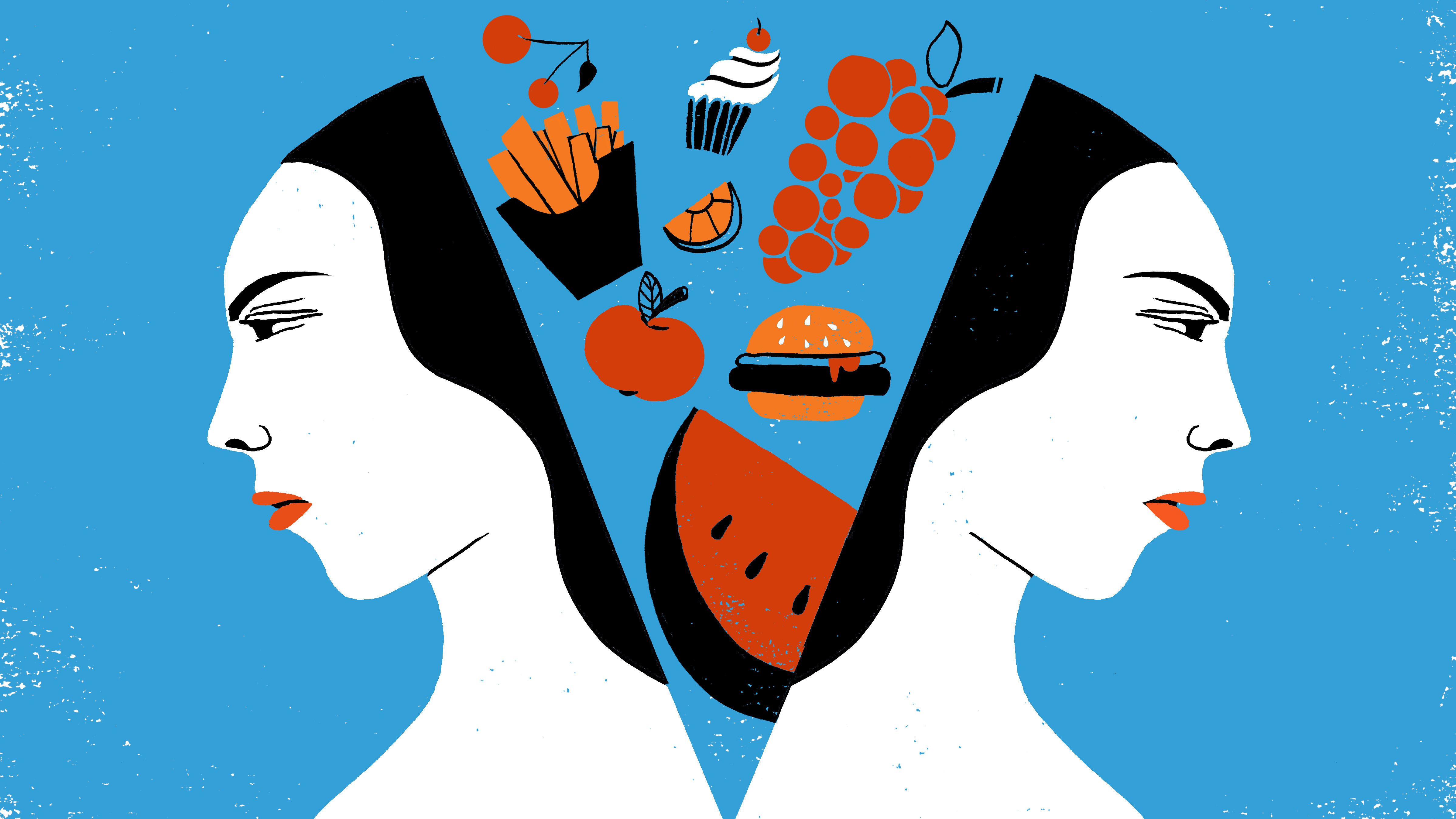 Chill Out: Stress Can Override Benefits Of Healthful Eating | WGBH | Craving Boston