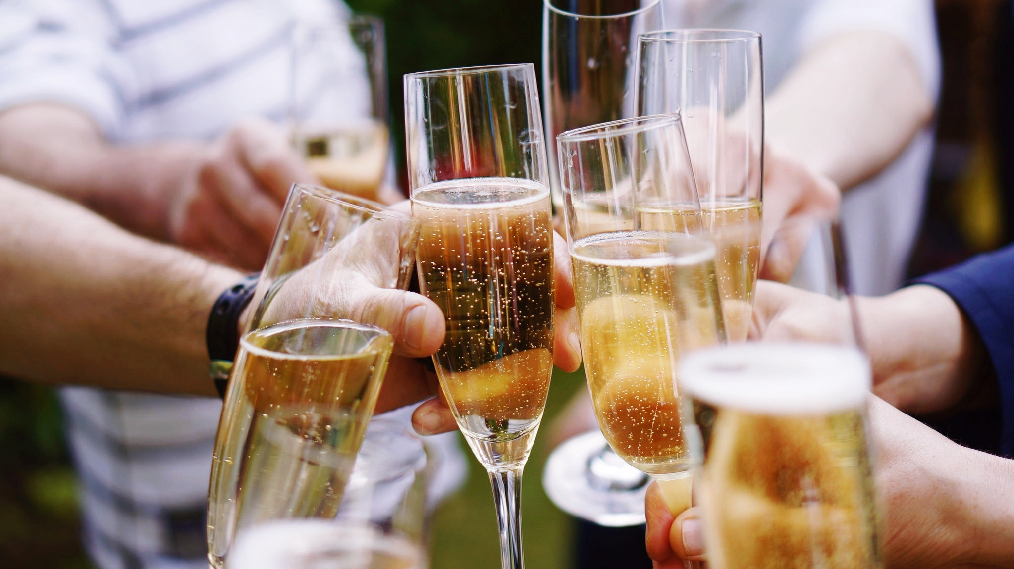 A Growing Champagne Trend Is Uncorking More Ways To Celebrate | WGBH | Craving Boston