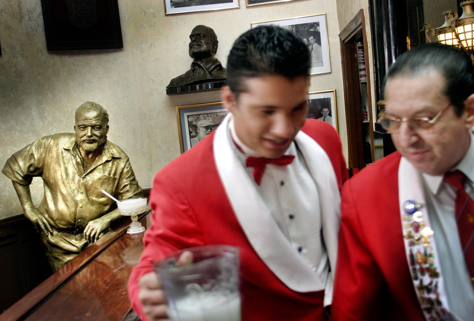 The Cocktail King Of Cuba: The Man Who Invented Hemingway's Favorite Daiquiri   WGBH   Craving Boston