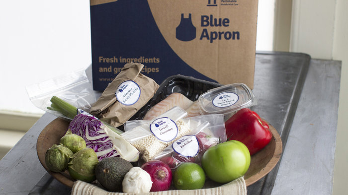 Meal Kits And Chaos: Report Reveals Unsavory Side Of Blue Apron Warehouse | WGBH | Craving Boston