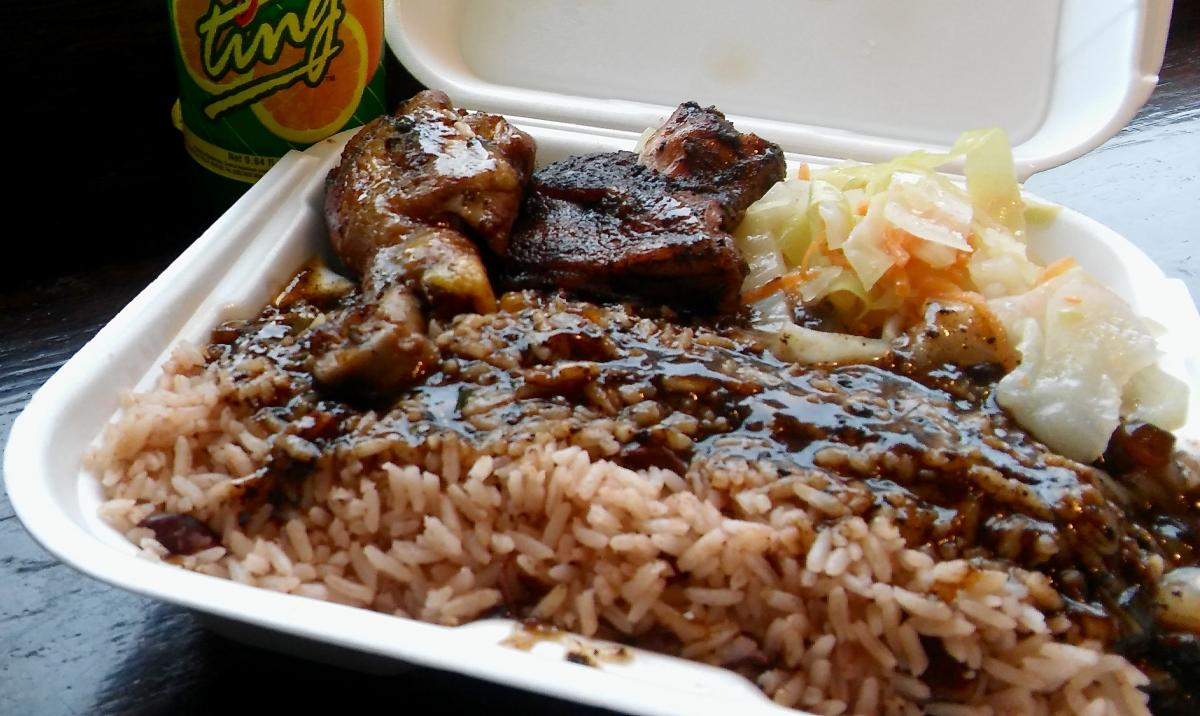Get On Island Time With Dorchester's Caribbean Fare I WGBH I Craving Boston