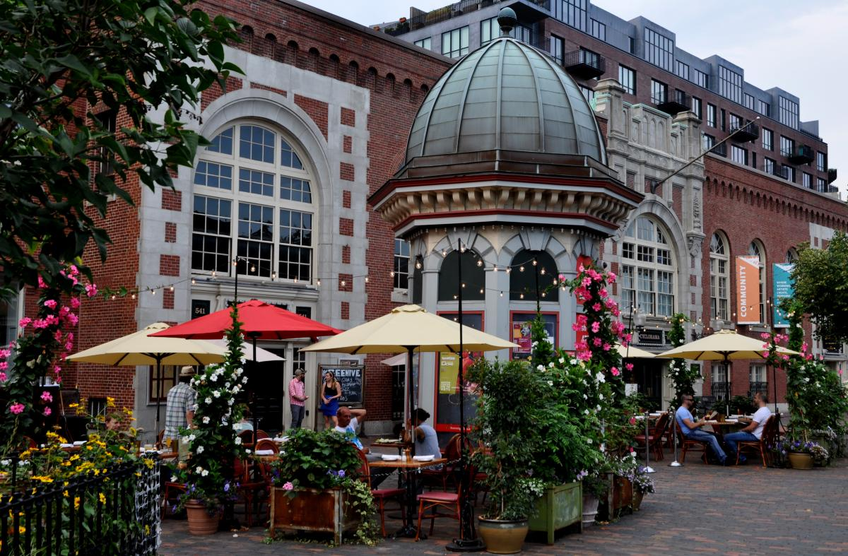 WGBH | Craving Boston | 'Tis the Season (FINALLY) for Outdoor Dining