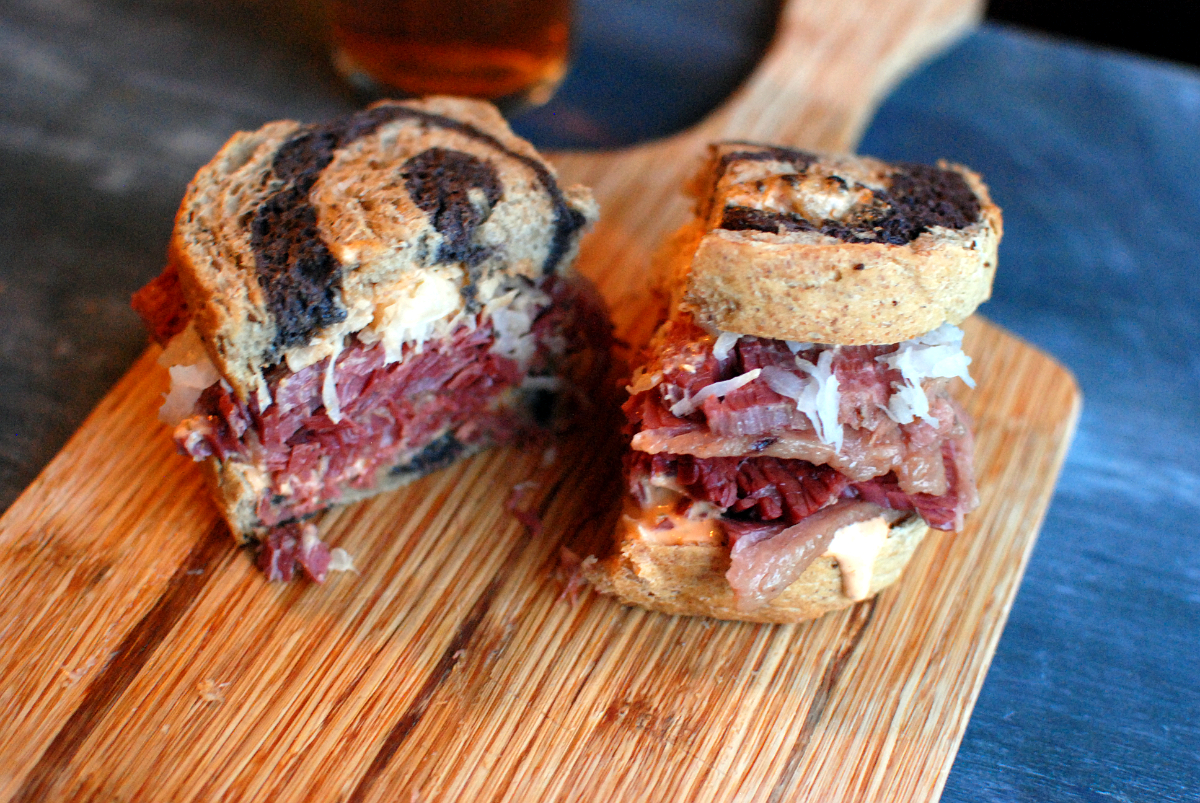 This is Not Your Average Reuben   WGBH   Craving Boston