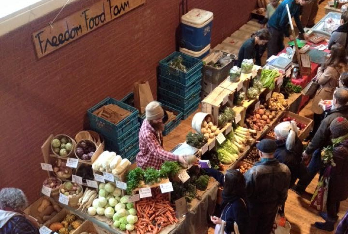 Here's Your 2016 Farmers Market Forecast| WGBH | Craving Boston