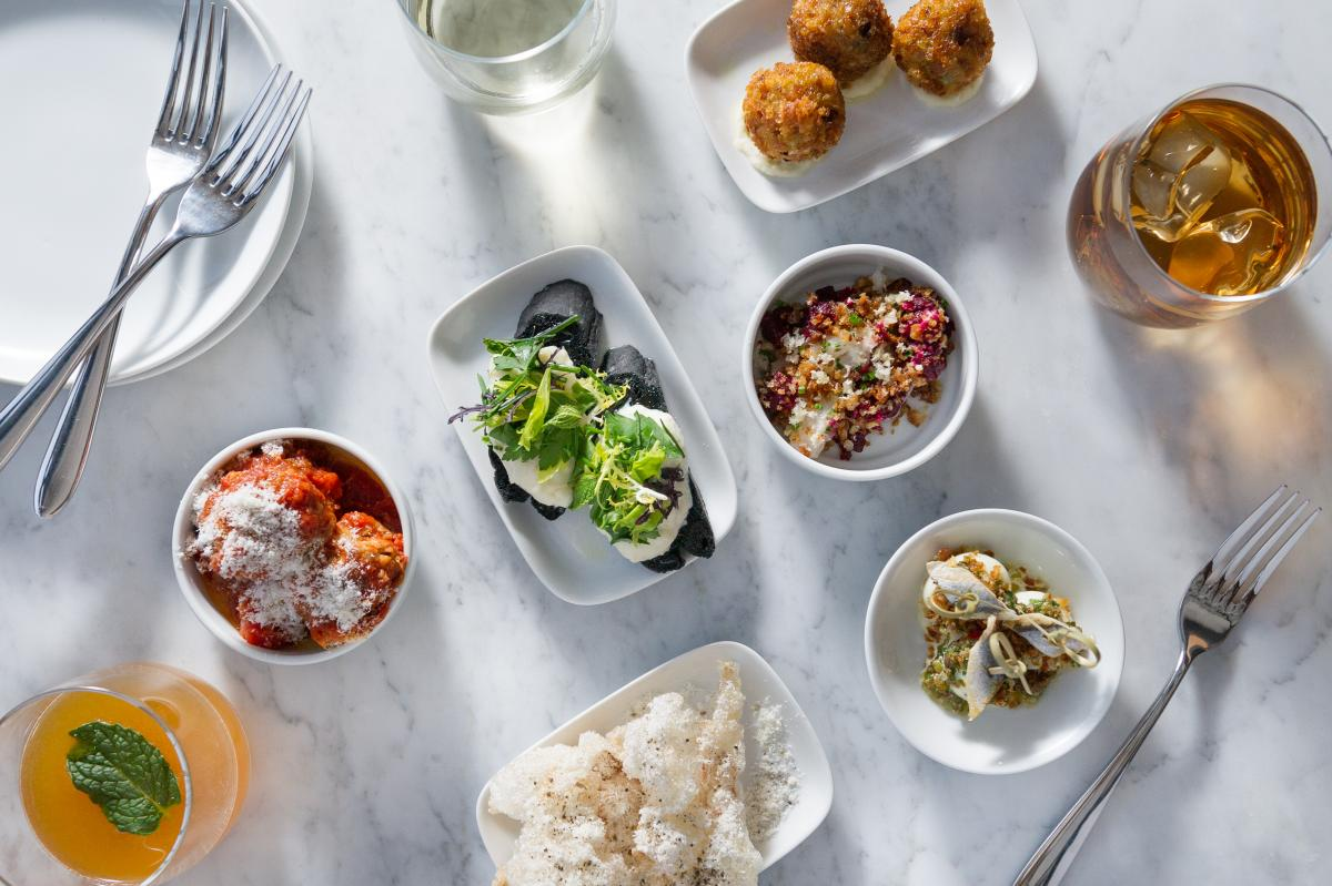 WGBH Food & Wine Fest Feature: SRV | WGBH | Craving Boston