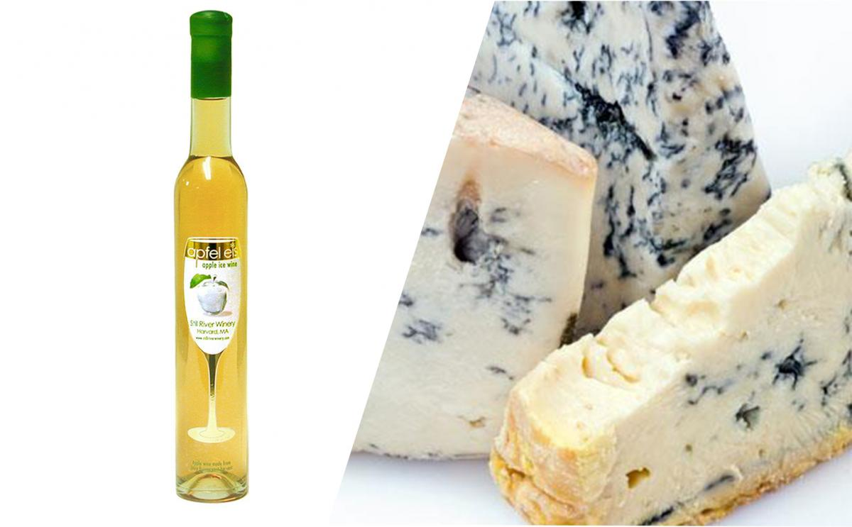 local cheese and cider pairings