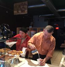 Brookline Coffee Shop Has Neighborhood Hooked | WGBH | Craving Boston