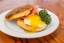Best breakfast sandwiches in Boston