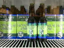 Head to Jack's Abby For Special Brews (and food!) In Downtown Framingham | WGBH | Craving Boston