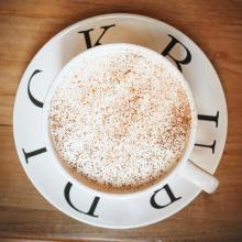 L.A. Burdick Hot Chocolate