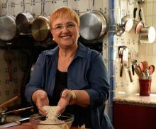 Lidia Bastianich Talks New Book and Boston Event | WGBH | Craving Boston