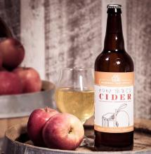 Pony Shack Barrel-Me-Over Cider