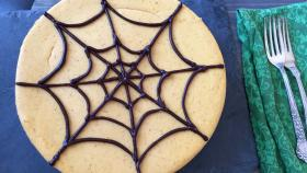 Spooky Pumpkin Cheesecake | WGBH | Craving Boston