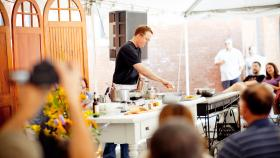 WGBH Food and Wine Fest Feature: Green Mountains State Takes Boston | WGBH | Craving Boston