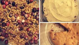 Old-Fashioned Cranberry Goodin' Puddin'. Yum.   WGBH   Craving Boston