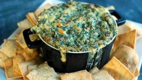 Old-School Spinach Dip Gets a Makeover | WGBH | Craving Boston