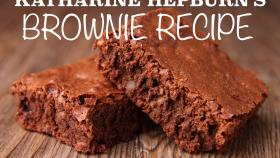 Katharine Hepburn's Brownies Are Just As Iconic As She Is | WGBH | Craving Boston