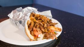 Swoon-Worthy Gyro at the Feisty Greek | WGBH | Craving Boston