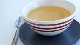 Butternut Bisque with Ginger from Tufts University
