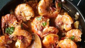 Dig Into Lidia Bastianich's Shrimp Alla Buzara