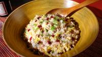 Cranberry-Turkey Fried Rice | WGBH | Craving Boston