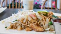 Vegetarian Thai food in Boston