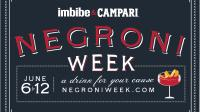 Learn. Celebrate. Donate. It's Negroni Week! | WGBH | CRAVING BOSTON