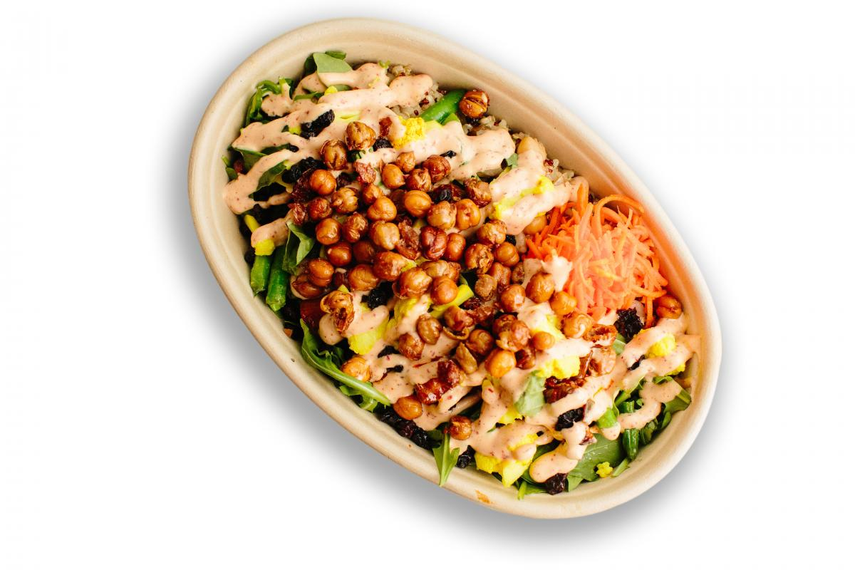 Vegetarian restaurants in Boston