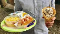 A Perfect Day in Plymouth — Lobster, Ice Cream and Beer | CRAVING BOSTON | WGBH