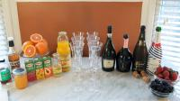 Go Beyond the Mimosa: Add a DIY Bubbly Bar to Your Sunday Brunch | WGBH | CRAVING BOSTON
